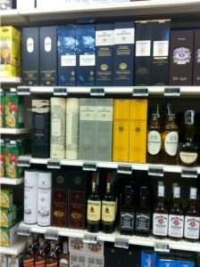 Carrefour Whiskey