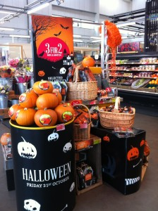 Seasonal merchandising